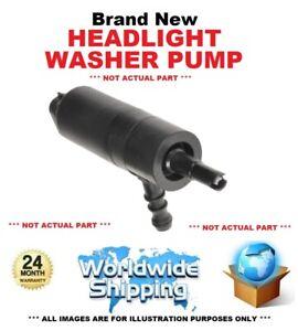HEADLIGHT WASHER PUMP for PEUGEOT GRAND RAID 1.6 HDi 2013->on