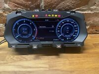 GENUINE VIRTUAL COCKPIT CLUSTER VW TIGUAN MK2 5NA920791B