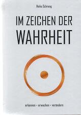 IM ZEICHEN DER WAHRHEIT - Heiko Schrang BUCH - NEU