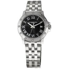 Raymond Weil Tango Stainless Steel Black Dial Grey Mens Watch 5599-ST-00608