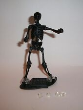 Vitruvian HACKS Black Skeleton loose figure Boss Fight