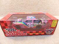 New 1998 Racing Champions 1:24 Diecast NASCAR Ernie Irvan Skittles Wildberry #36