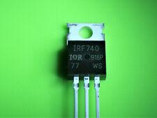 IRF740N, 400V - 0.48 O - 10 A N-Channel MOSFET