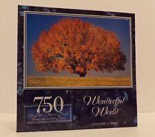 NEW Sure-Lox Wonderful World Maple Tree 750 Piece Puzzle NEW SEALED!!!