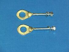 2x Kettenspanner verstärkt ohne Nahtstelle für Simson S50 S51 SR50 Schwalbe SR4-