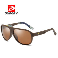 DUBERY Polarized Mens Outdoor Sunglasses Sport Riding Driving Party Eyewear