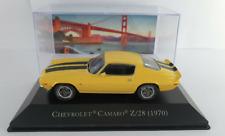 Coche Clasico Americano Chevrolet Camaro Z/28  -1970- (1/43) American Cars - IXO
