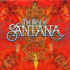 """SANTANA """"THE BEST OF SANTANA"""" CD NEU"""