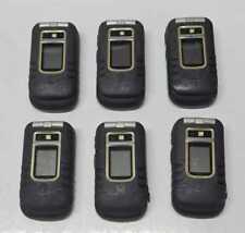 [Lot Of 6] Motorola i686 Brute Sprint Nextel Walkie-Talkie Cell Phone Flip