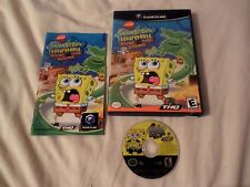 Spongebob: Revenge of the Flying Dutchman (Game Cube) complete FREE SHIPPING