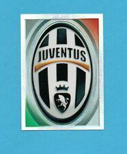 PANINI CALCIATORI 2011-2012-Figurina n.217- SCUDETTO/BADGE-JUVENTUS -NEW