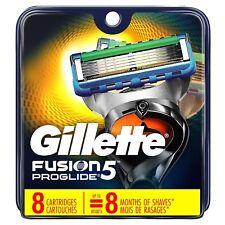 Gillette Fusion Proglide Power Razor Blades - 8 Cartridges