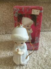 Precious Moments Ornament May Your Christmas be Merry #524174 Free Shipping
