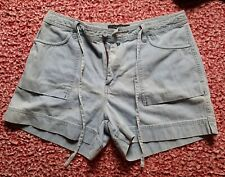Riveted By Lee Jean Shorts Size 12M #200