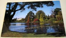England Sheffield Park Gardens The Ten Foot Pond NT - posted 1995