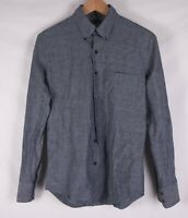 *** Naked & Famous Denim Shirt Size S *g1206a6
