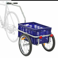 Apex Bicycle Cargo Trailer and Hand Wagon