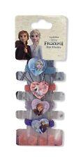 Disney Frozen 2 Character 4 Pack Hair Bobbles Bands / Bag Fillers Elsa and Anna
