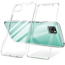 Coque pour Huawei Y5P Transparente + Verre Trempé
