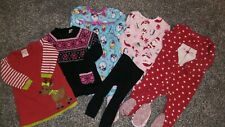 Baby Girl winter  lot  18 months  Carter and other brands Christmas lot