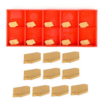 10pcs SP200 NC3020 2mm Carbide Inserts Grooving Cut-Off For Turning Cutting Tool