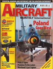 Military Aircraft Monthly Mar.11 Wyvern, USMS F-18
