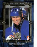 RARE WAYNE GRETZKY LEGEND CARD NEW YORK RANGERS FREE SHIPPING INCLUDED!