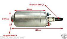 EFI 300LPH HI Flow Electric Fuel Pump & Install Kits 0580254044 fits for Bentley