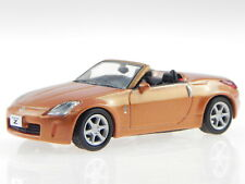 Nissan Fairlady Z Roadster Z33 2003 orange Modellauto6006P Kyosho 1:64