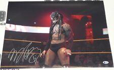 Finn Balor Signed 16x20 Photo Bas Beckett Coa Wwe Demon King Picture Autograph 3