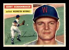 1956 Topps #216 Jerry Schoonmaker RC EXMT X1541873