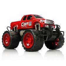 XL Monstertruck, Aufziehfahrzeug für Kinder, großes Spielzeugauto