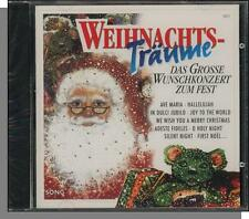 Weihnachtsträume - Christmas Favorites - New Import CD! Pat Boone, Johnny Cash,