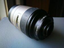 400mm f8 Lente Teleobjetivo reflejo Minolta Vectis V, condición de súper tapas del Reino Unido