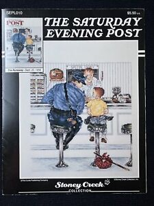 Stoney Creek Collection, Saturday Evening Post, The Runaway, #SEPL010