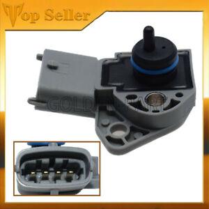Fuel Pressure Sensor on Fuel Rail For Volvo C30 S60 S80 V70 XC70 XC90 0261230110