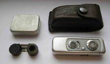 Minox Riga VEF Made In Latvia Rare Subminiature Spy Camera #16868 Working