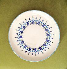 """Stetson Mar-Crest SWISS CHALET ALPINE 10"""" Retro Mid Century Dinner Plates"""