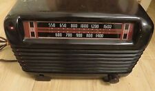 vintage 1946 Philco Tube Radio Model 46-250 10524P