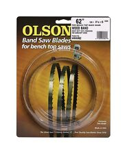 "Olson Band Saw Blade 62 "" Long X 1/4 "" W 6 Tpi"