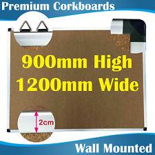Premium Corkboards Noticeboards corkboard pinboard pinboards cork board 90x120cm