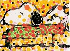 Tom Everhart - Play That Funky Music - Snoopy - Ltd Ed Lithograph on Paper