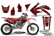 Honda CRF 450X Graphic Kit AMR Racing # Plates Decal Sticker Part 05-13 SHR