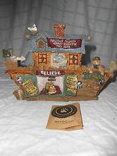 Boyd's bears & friends S.S. Noah.The ark in original box