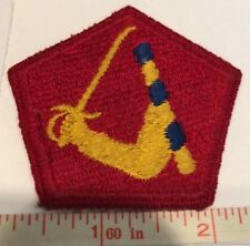 Massachusetts National Guard  ACU Patch