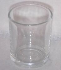 Set of 40 Votive Tea Light Glass Candle Holders - Clear (2.5 Inches) Wedding