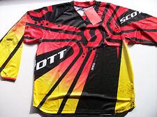 Scott 350 Sz XXL Motocross Mtb Dh Enduro Shirt Jersey Red Cr Crf Rm Rmz Xr