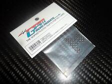 GPM GMR2080820 H-BAR carbone épaisseur 0.8 mm / largeur 8 mm MR02