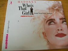 MADONNA WHO'S THAT GIRL CD SIGILLATO DIGIPAC SERIE DALLE ORIGINI AL MITO CORSERA