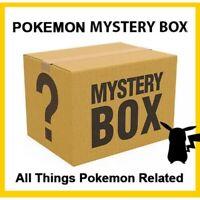 $150 Pokemon mystery box! PSA Card Included! All Things Pokémon!